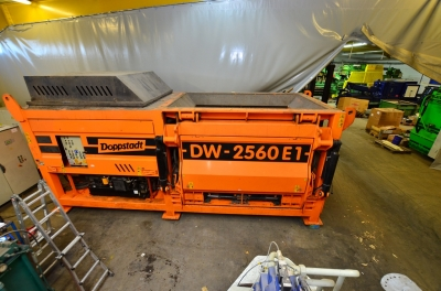 DW 2560 E1 Shredder Stationary photo