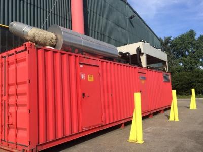 Aggretech MTU Generator 1500 KVA photo