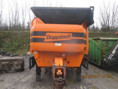 Doppstadt SM620 Trommel Screen photo