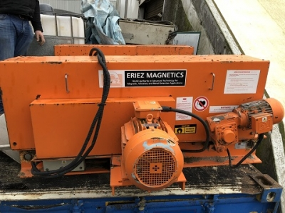 Eriez Eddy Current seperator photo