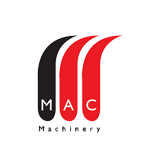 Mac Machinery logo