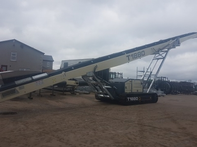 Tracked Conveyor - Tracked Stockpiler 6036 photo